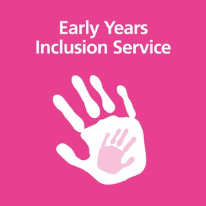 Early years inclusion service logo