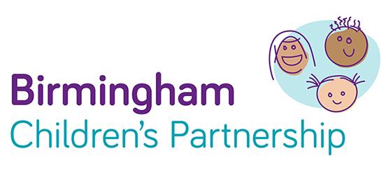 Birmingham Children's Partnership Logo