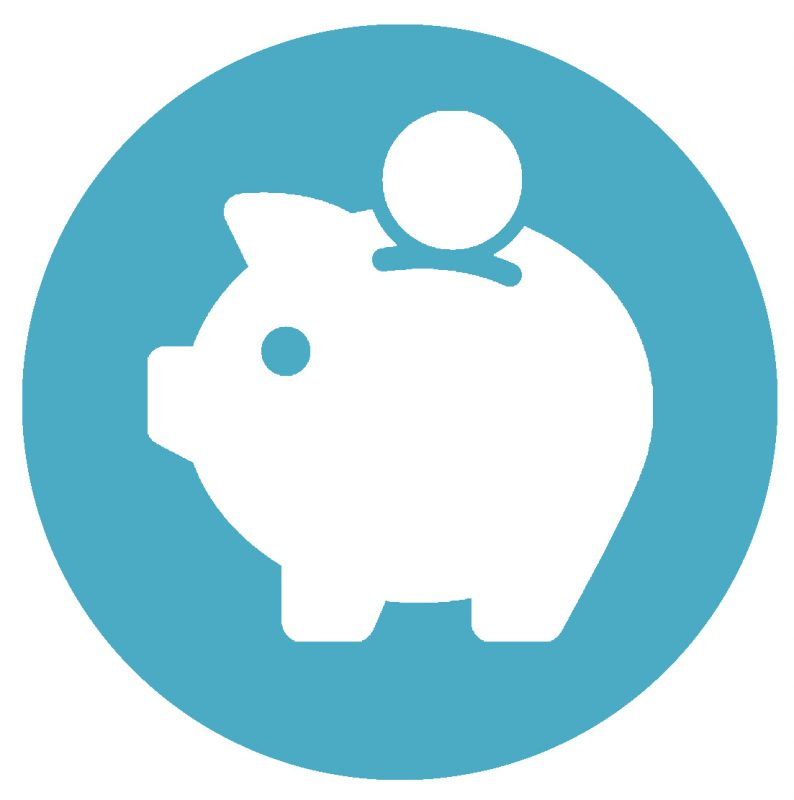 Financial help logo